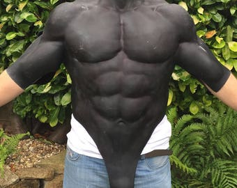 SuperHero Muscle Suit Torso Costume Cosplay Movie Prop Replica