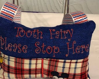 Mickey Mouse Tooth Fairy Pillows