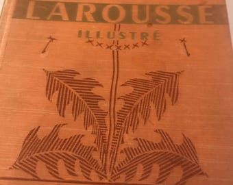 Nouveau petit larousse illustre 1940  dictionaire encyclopedique