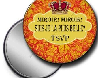 Mirror /miroir! mirror! am I the loveliest? psvt