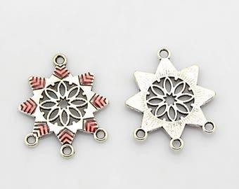 2 chandelier pendants