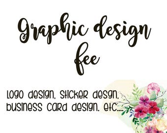 Custom logo design, Business Logo, Custom Logo, Business Design, Etsy logo, sticker design, Logo Design, Logo Maker, Logo Creation,graphic