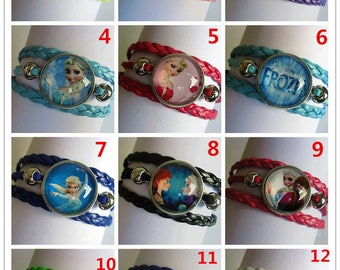 Queen of the nieges child bracelet