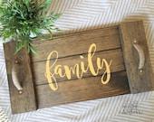 Family – Mini Tray...
