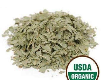 Eucalyptus Leaf, c/s, Organic  1 lb. POUND