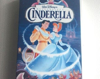 Cinderella (VHS 1995) - Walt-Disney-Rare MASTERPIECE COLLECTION # 5265