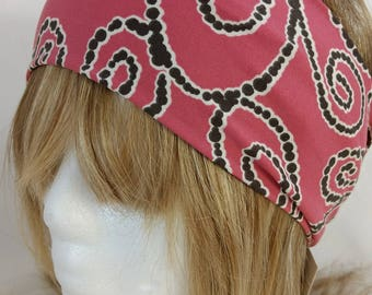 Rose vine Headband