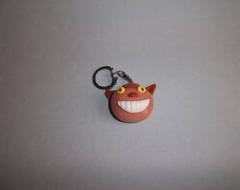Key shaped Cat Head