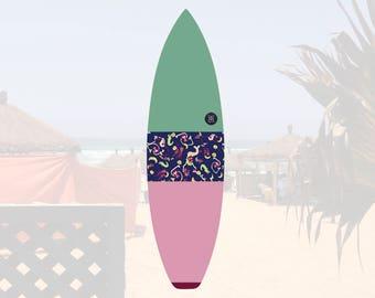 NEW IN | Oh Mangod | Surfboard Sock | Horizon Sunrise