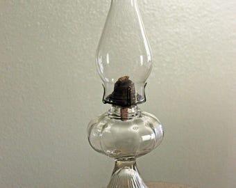 Oil Lamp Etsy