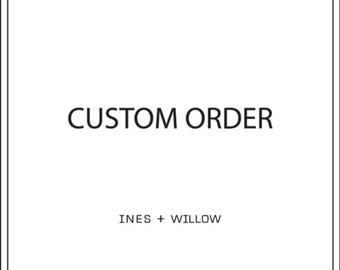 Custom Garland Listing