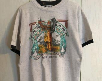 Vintage Black Hills, South Dakota Tshirt