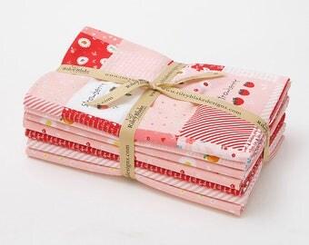 Sale ~ 7 yards Bundle Riley Blake Designs Orchard 1 Yard Cut Bundle Pink
