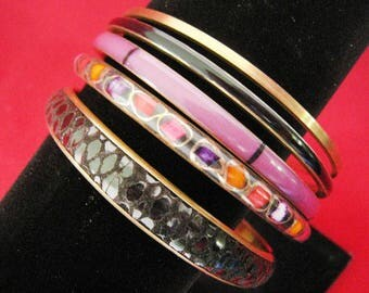 Bangle Bracelets Fashion Jewelry