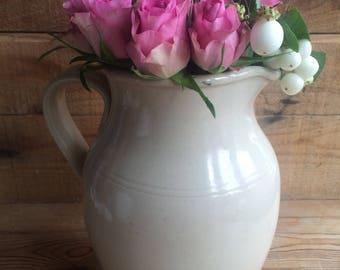 Govancraft of Scotland stoneware jug vase