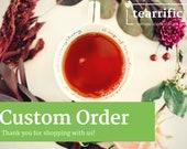 Custom Listing for Wanda
