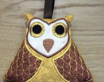 OWL scented sachet