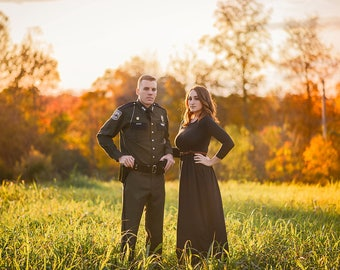 Fall Lightroom Preset Accentuates the Golden Hour and Fall Trees