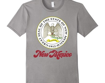 New Mexico Home State T shirt I Love New Mexico T shirt