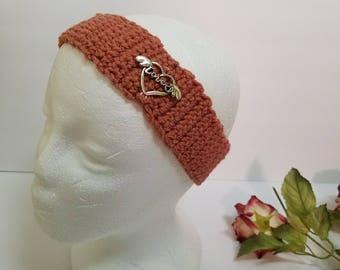 Crochet Ear Warmers - Crochet Headband - Winter Ear Warmer - Hair Accessories - Crochet Headwrap - Personalized Head Band - Girls Headband
