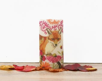 Rustic Fall Decor Nature Lover Gift Fox Lover Gift Fox Home Decor