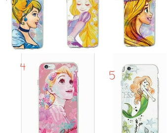 Pretty princess phonecase