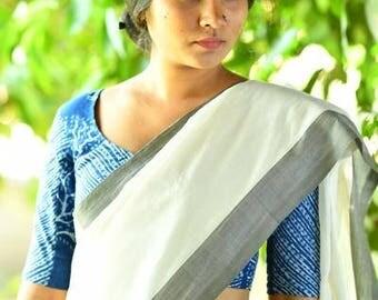 Kerala Settu Saree ~ Kari