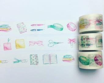 Planner supplies washi tape