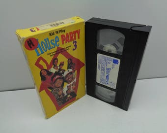 House Party 3 VHS