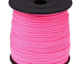 5 M Cordon1.5mm, thread extremely durable polyester perfect for a pacifier, rattle, Keychain, clip blanket
