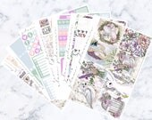PRE-SALE! Breath of Spring Luxe Kit (Glam Planner Stickers for Erin Condren Life Planner)
