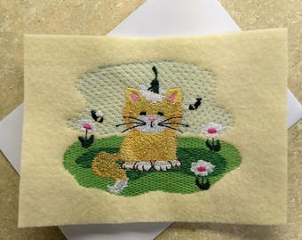 Any Occasion Cards - Silly Kitty
