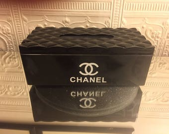 Chanel tissue holders