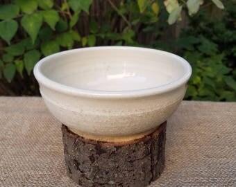 Handmade Stoneware General Purpose Bowl