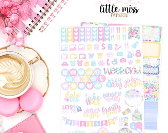 Hello Spring MINI Kit (5 pages)