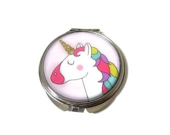 Unicorn Mirror - Unicorn - Be A Unicorn - Unicorn Lover - Unicorn Party Favor - Magical Party Favor - Unicorn Birthday Party - Unicorn Gift