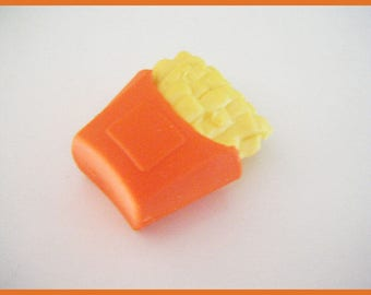 1 rubber silicone (chips) - back to school stationery school