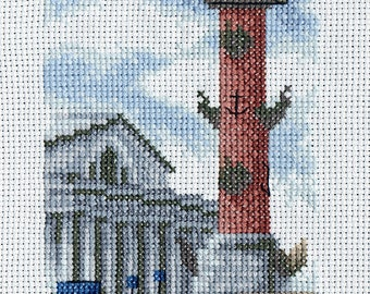 Cross Stitch Kit In the Harbour