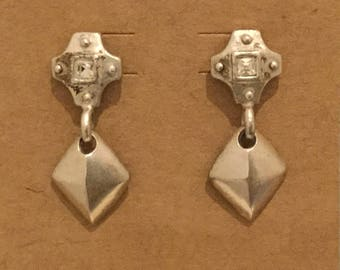 Catherine Stein Vintage Earrings