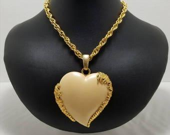 HARRY ROSENFELD Heart Pendant(reserved)