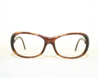 Brown Ray Ban Eye Glasses RB 4061 642 Made in Italy Rx Prescription Eyeglasses