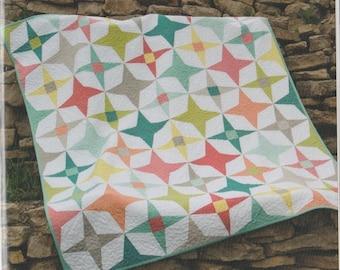 "SALE! Twilight Quilt Pattern - by Fresh Lemons Quilts - 60"" x 72"""