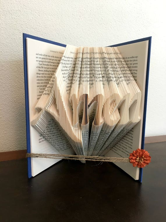 Amen Book Fold
