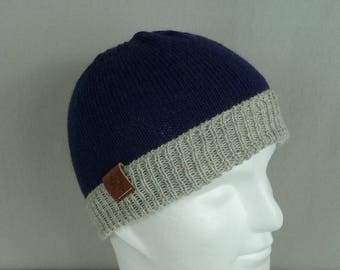 hat, cap, 100 %wool, size 52