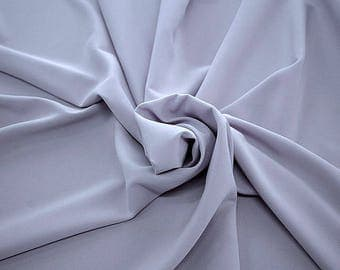 905209-Crepe 100% Polyester, width 150 cm, made in Italy, dry washing, weight 306 gr