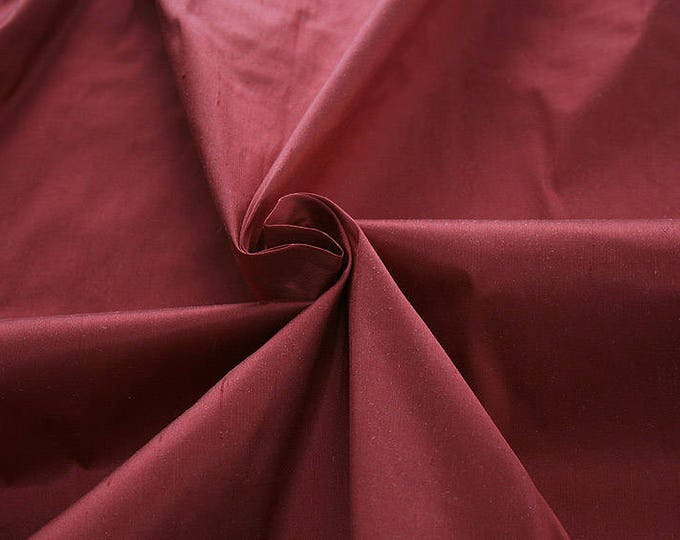 441101-Dupion (wild silk) natural silk 100%, 135/140 cm wide, made in India, dry-washed, weight 108 gr