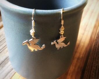 Little Dragon Earrings