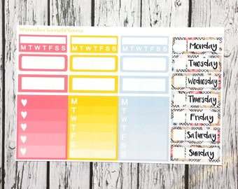 In The Kitchen Kit - Side Bar Stickers & More