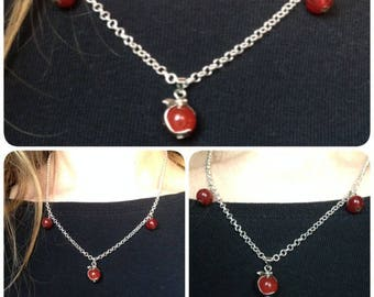 Medieval inspired necklace
