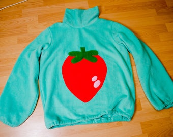 Mabel's Strawberry Sweater READY FOR SHIPPING